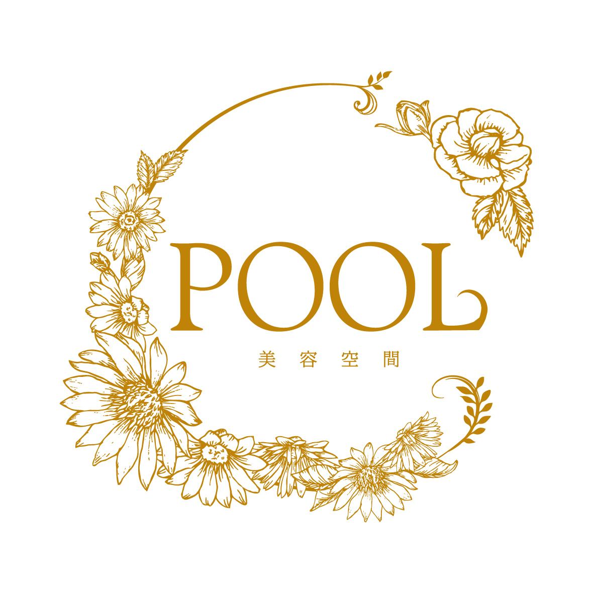 POOLのロゴマーク